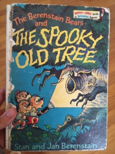 Spooky Old Tree Book Cover