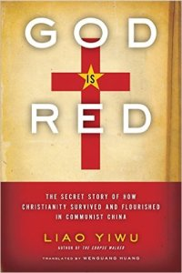 Book Cover--God is Red