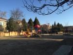 AQI = 80 Playground View