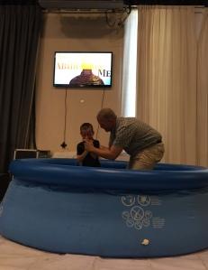 Son's Baptism