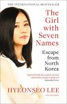 The Girl with Seven Names cover