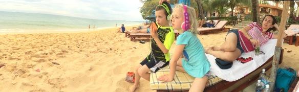 Orange Resort Beach