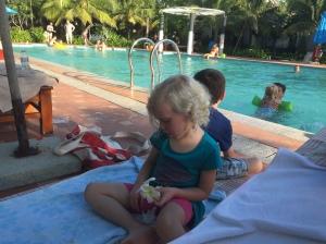 Orange Resort Pool