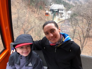On the Cable Cars